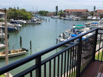 Coastal and Cozy Condo Overlooking Boca Ciega Bay #1