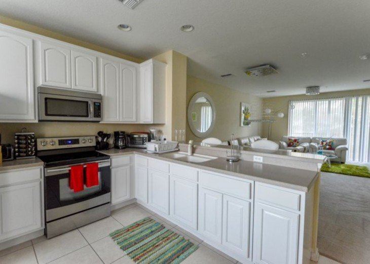 3 bedroom townhome at Vista Cay #12