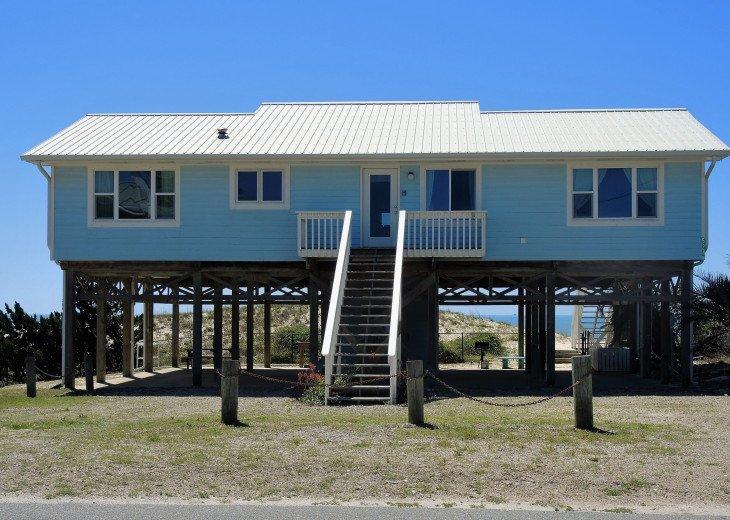 4 Bedroom House Rental in St  George Island, FL - Second Wind 4bd