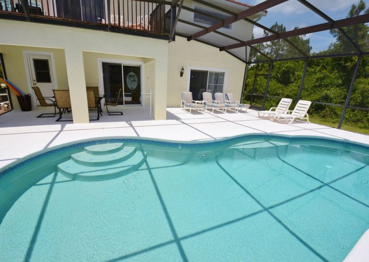 CARDINAL'S HIDEAWAY: 4 bed/4bath secluded lake view disney home #3