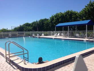 GATED SEASIDE TWO BEDROOM TOWN HOME IN AMAZING TROPICAL COMPLEX! PRIVATE BEACH! #1