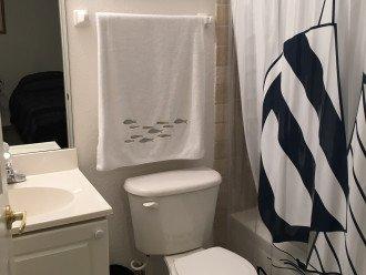SECOND BEDROOM EN SUITE BATH