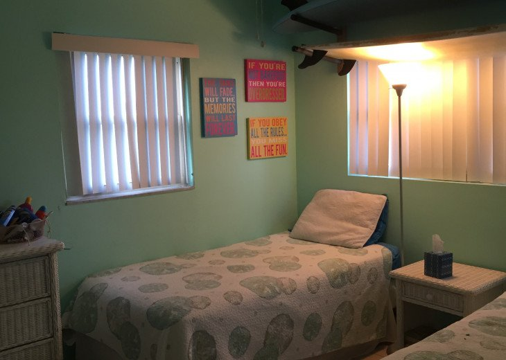 3rd BR 2 twin beds