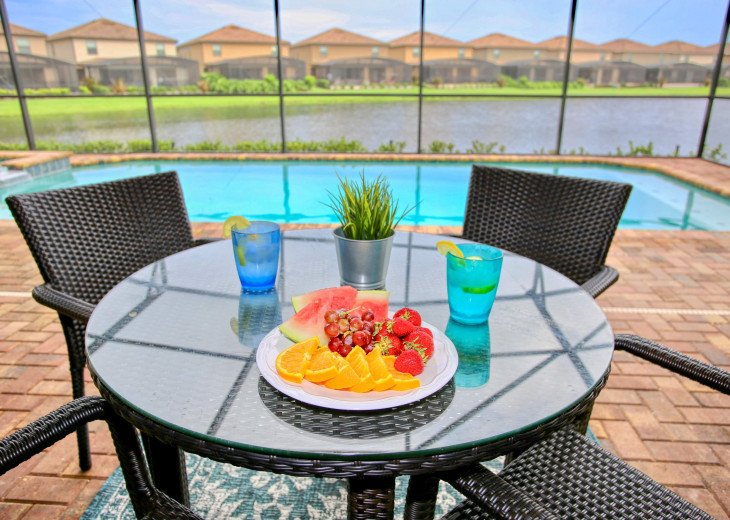 """Livin' Large""♦️9 BR Free Windsor Resort - 8 mi Disney/ESPN-Great Family/Corp #1"