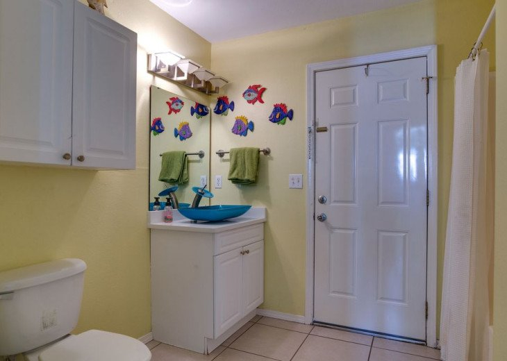 AUGUST DISCOUNTS | GOLF CART | PRIVATE HEATED POOL | 2 BLOCKS TO BEACHFRONT #28