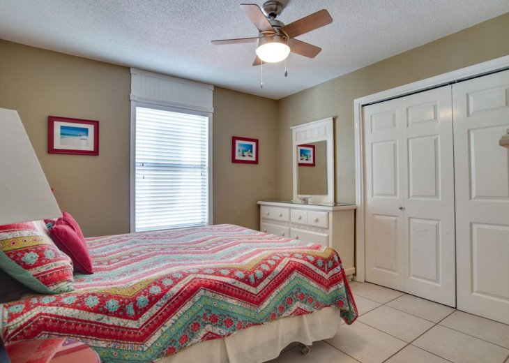 AUGUST DISCOUNTS | GOLF CART | PRIVATE HEATED POOL | 2 BLOCKS TO BEACHFRONT #21
