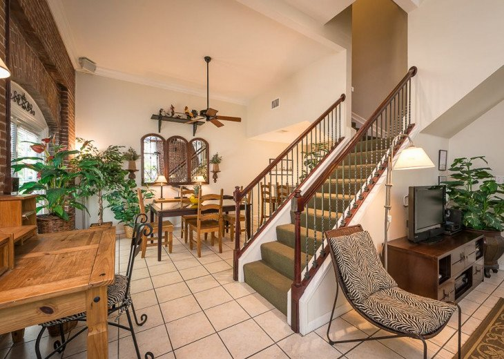 Truman Annex - ' Island Queen' End Unit Villa is One-of-a-Kind! #2