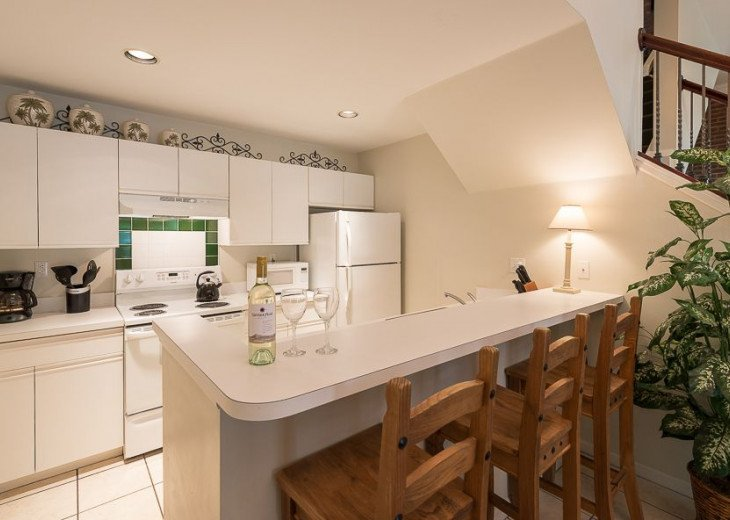 Truman Annex - ' Island Queen' End Unit Villa is One-of-a-Kind! #7