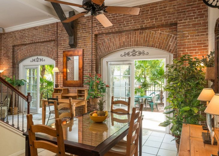 Truman Annex - ' Island Queen' End Unit Villa is One-of-a-Kind! #5