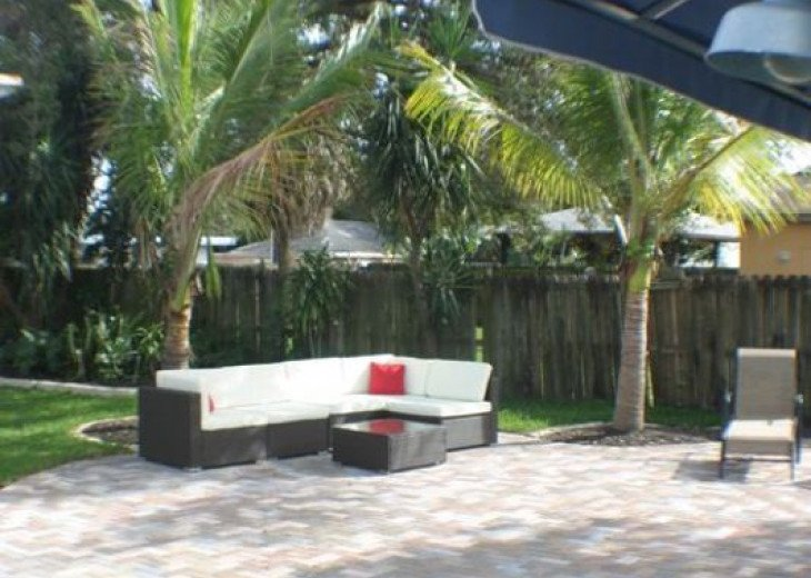 Beach Retreat In Lake Worth, 2 Bedr. Designer Kitchen, Relaxing Backyard PETS OK #22