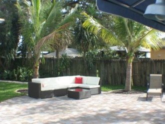 Beach Retreat In Lake Worth, 2 Bedr. Designer Kitchen, Relaxing Backyard PETS OK #1