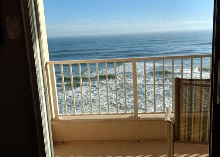 Fantastic Sunrise from Direct Ocean view Peaceful Condo Unit 407 #2