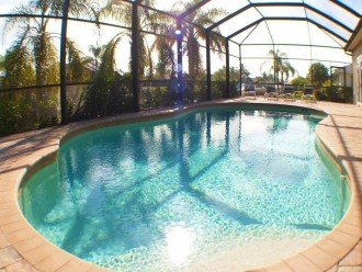 LARGE HEATED POOL and SPA
