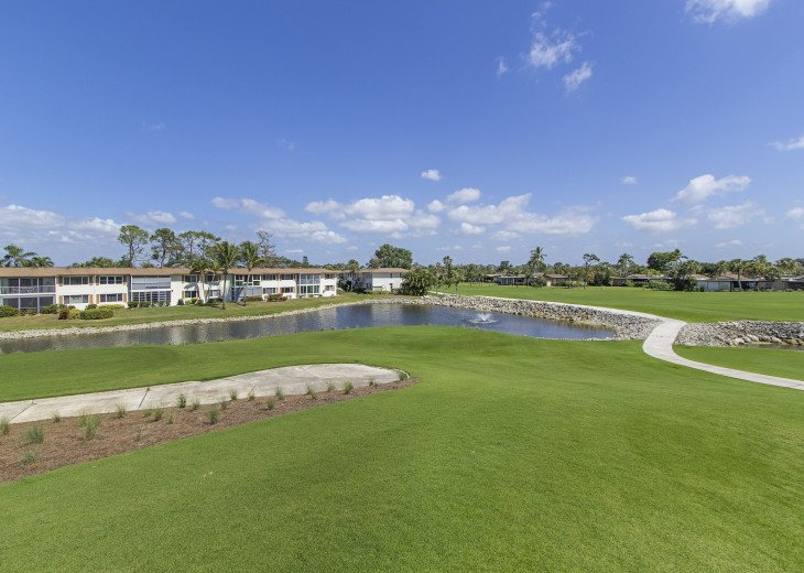 Beautiful, Bright and Clean Golf Course Condo with water feature view. #17