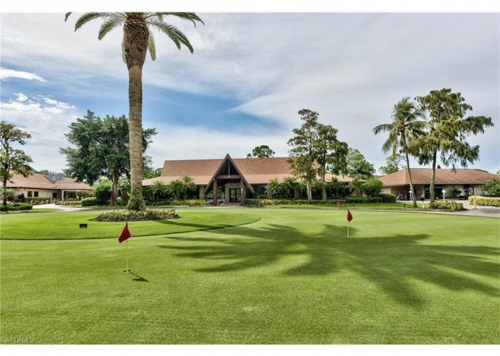 Beautiful, Bright and Clean Golf Course Condo with water feature view. #13