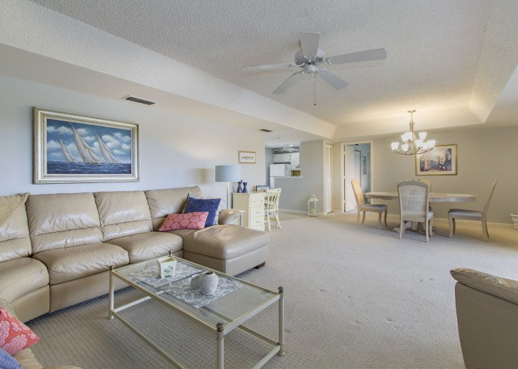 Beautiful, Bright and Clean Golf Course Condo with water feature view. #7