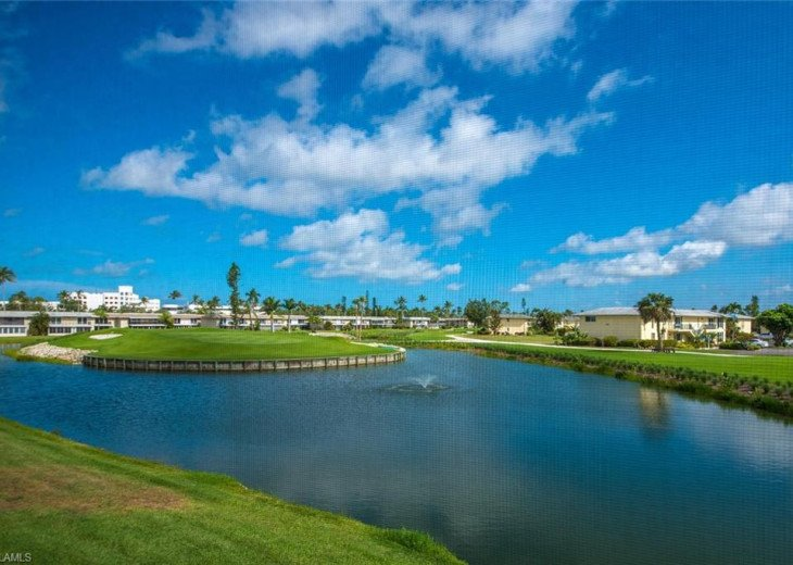Beautiful, Bright and Clean Golf Course Condo with water feature view. #11
