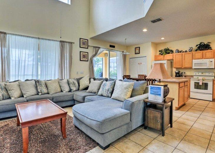 "Luxury Villa, 6 Bdrooms 6 Bth, Outdoor Kitchen, 65"" Poolside TV, Close to Disney #17"