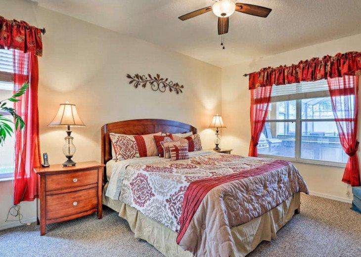 "Luxury Villa, 6 Bdrooms 6 Bth, Outdoor Kitchen, 65"" Poolside TV, Close to Disney #22"