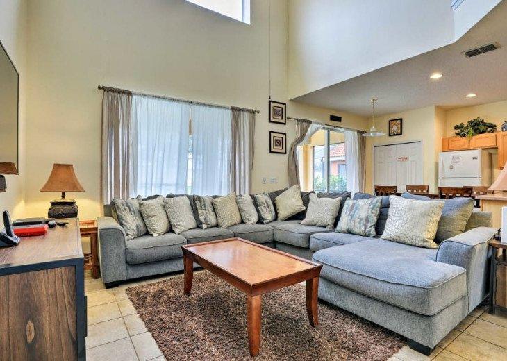 "Luxury Villa, 6 Bdrooms 6 Bth, Outdoor Kitchen, 65"" Poolside TV, Close to Disney #15"
