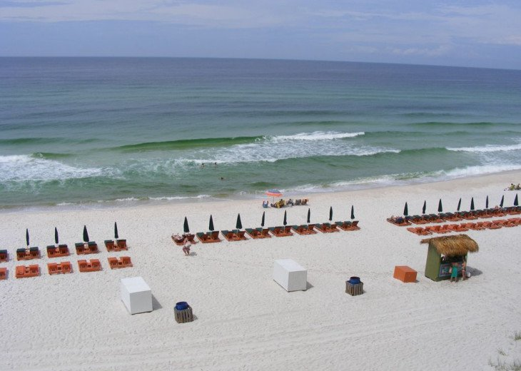 5th Floor Gulf Front--Turquoise Water & Sugar White Sand /FREE BEACH CHAIRS #2