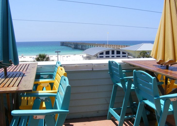 5th Floor Gulf Front--Turquoise Water & Sugar White Sand /FREE BEACH CHAIRS #21