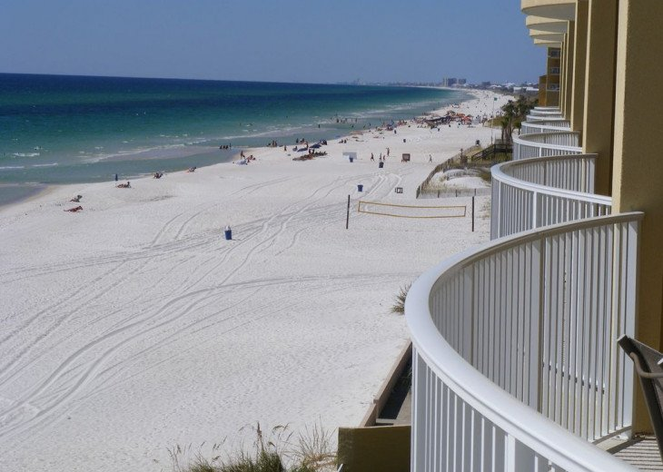 5th Floor Gulf Front--Turquoise Water & Sugar White Sand /FREE BEACH CHAIRS #15