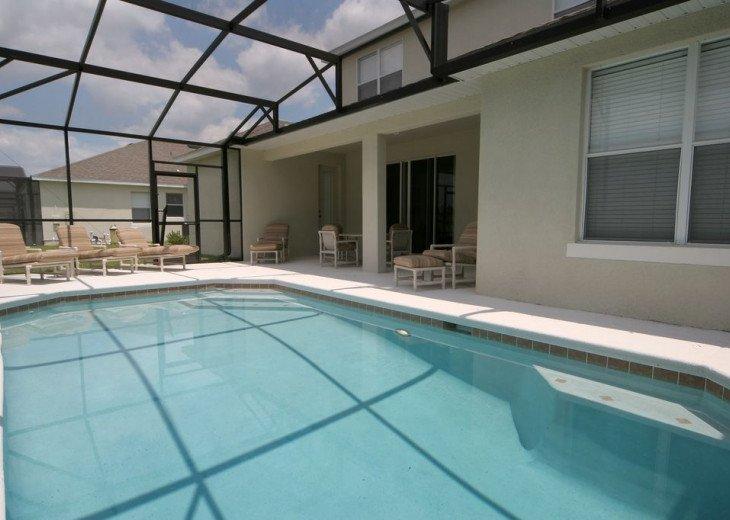 Huge 6 Bed / 5 Bath Luxury Disney Vacation Rental Home, Kissimmee, FL. #2