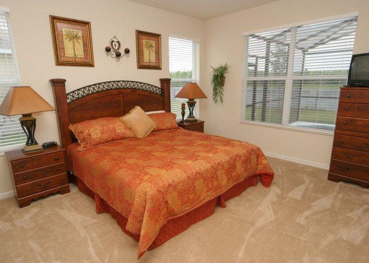 Huge 6 Bed / 5 Bath Luxury Disney Vacation Rental Home, Kissimmee, FL. #6