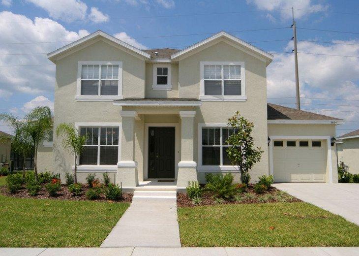 Huge 6 Bed / 5 Bath Luxury Disney Vacation Rental Home, Kissimmee, FL. #1