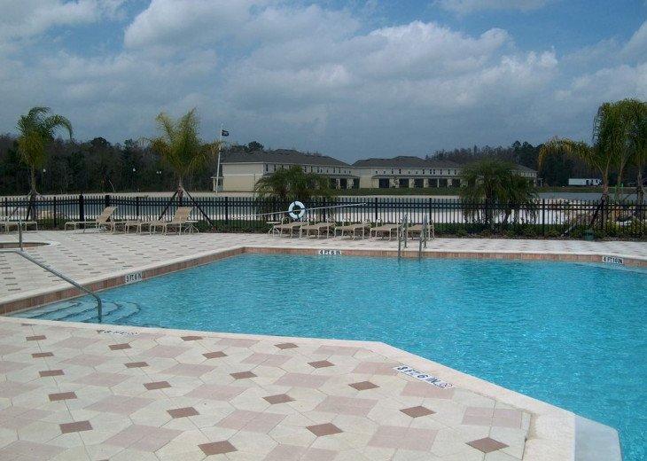 Huge 6 Bed / 5 Bath Luxury Disney Vacation Rental Home, Kissimmee, FL. #20