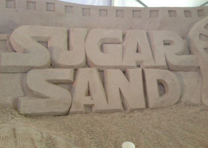 Sand sculpture Capital of Florida!