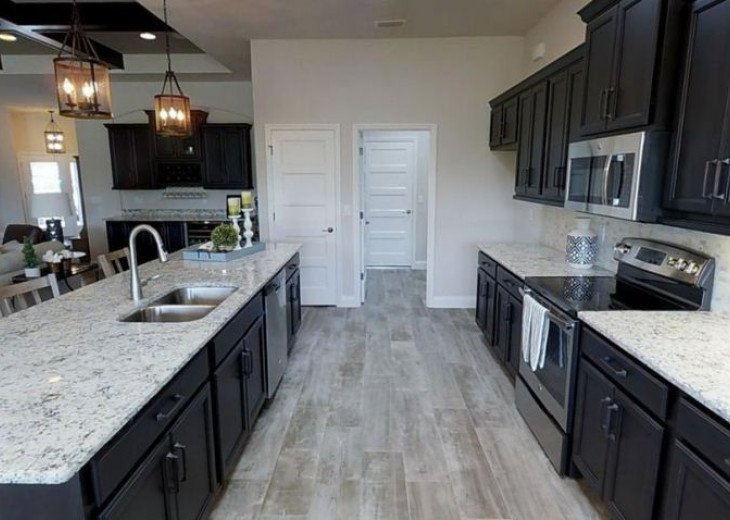 Special Rates From August till New Year $2500/months New Smyrna Beach/Golf Home #9
