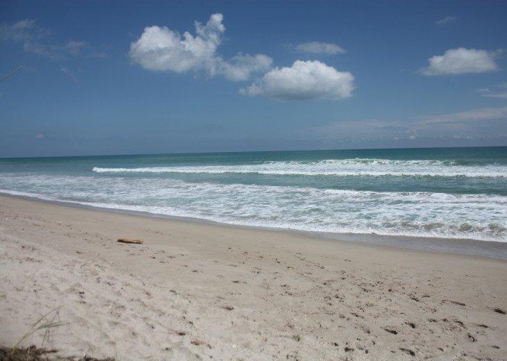 Atlantic Ocean 100 ft away