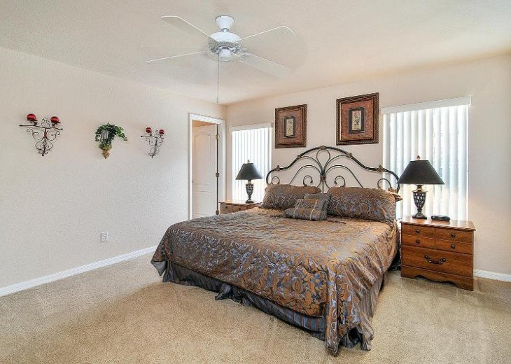 K&K Villa-Family Friendly, Cozy 5BR/4B home with private pool a close to parks #17