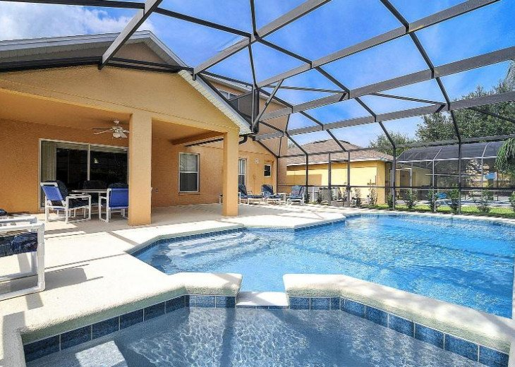 K&K Villa-Family Friendly, Cozy 5BR/4B home with private pool a close to parks #12