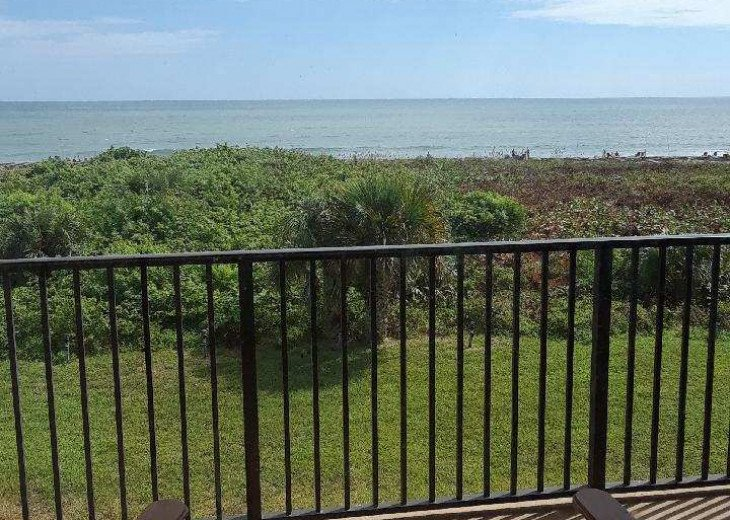 REDUCED to $1500. TRUE DIRECT OCEANFRONT CONDOMINIUM AT WINDRUSH, COCOA BEACH #3