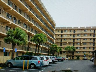 REDUCED to $1500. TRUE DIRECT OCEANFRONT CONDOMINIUM AT WINDRUSH, COCOA BEACH #1