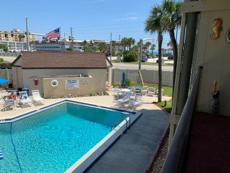 Across the street from the beach! Recently refurbished. Parking space included. #1