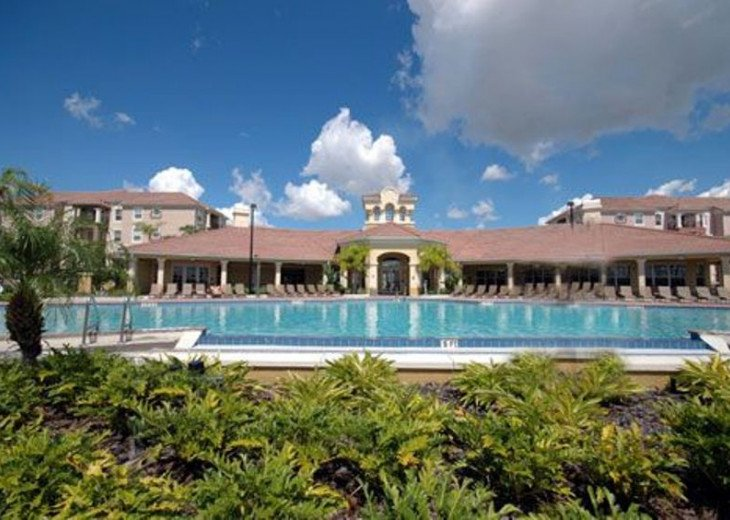 DISNEY/UNIVERSAL/CONVENTION CENTER 3B Luxurious Executive 5*VISTA CAY VILLA/Pool #8