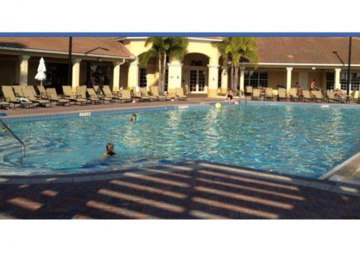 DISNEY/UNIVERSAL/CONVENTION CENTER 3B Luxurious Executive 5*VISTA CAY VILLA/Pool #28