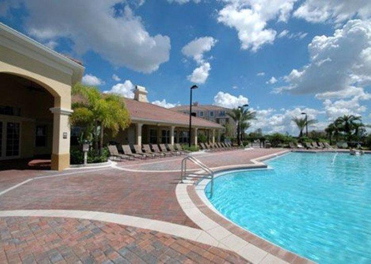 DISNEY/UNIVERSAL/CONVENTION CENTER 3B Luxurious Executive 5*VISTA CAY VILLA/Pool #20
