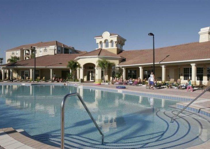 DISNEY/UNIVERSAL/CONVENTION CENTER 3B Luxurious Executive 5*VISTA CAY VILLA/Pool #7