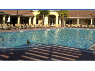DISNEY/UNIVERSAL/CONVENTION CENTER 3B Luxurious Executive 5*VISTA CAY VILLA/Pool #1