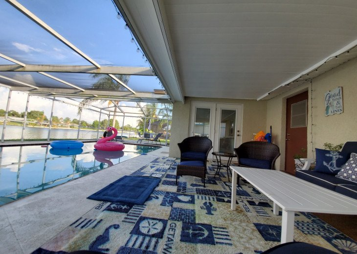 Near Beach Waterfront Pool Home Sleeps 12 Sale-$203 #38