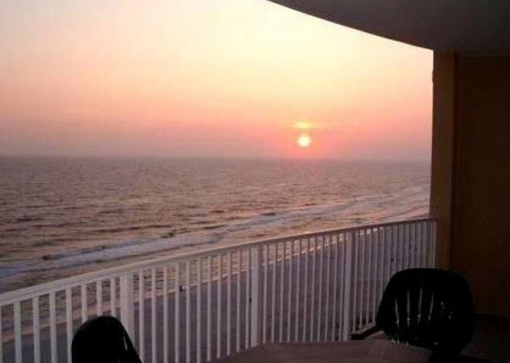 BEGIN YOUR DAY AT TWIN PALMS RESORT IN PANAMA CITY BEACH #13