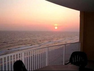 BEGIN YOUR DAY AT TWIN PALMS RESORT IN PANAMA CITY BEACH #1