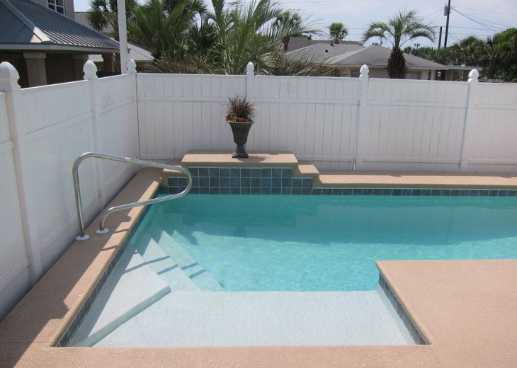 Steps to Beach - Large Beach House with Pool #23