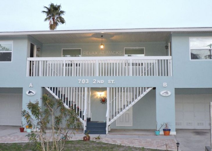 WOW! Indian Rocks Beach Rental, Private Unit, A, Renovated,Short walk to beach. #35