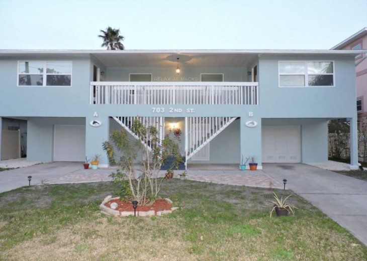 WOW! Indian Rocks Beach Rental, Private Unit, A, Renovated,Short walk to beach. #2
